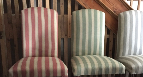 Callow Strip Chairs