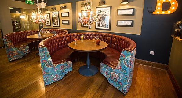 Poppinjay Aztec chairs