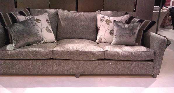 Groovy sofa