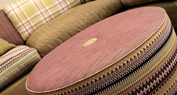 Umi Elderberry on Footstool