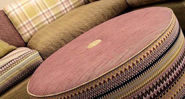 Decorex Footstool