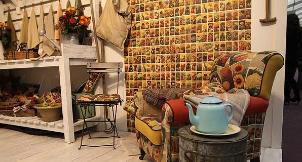 Seed Packets at Decorex