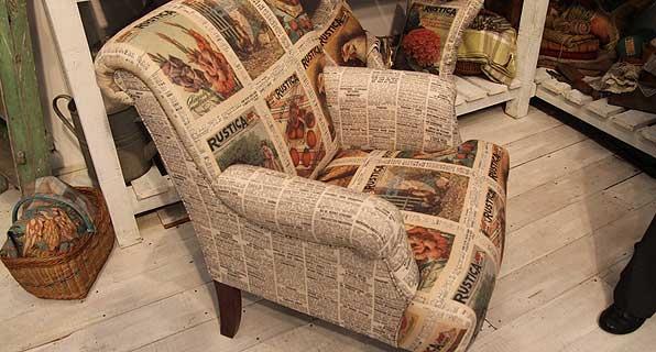 Rustica Chair