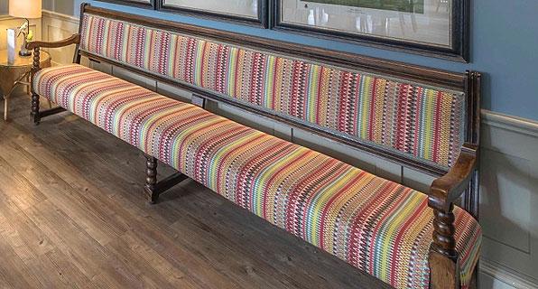 Vibe Bench Seat at Washingborough Hotel