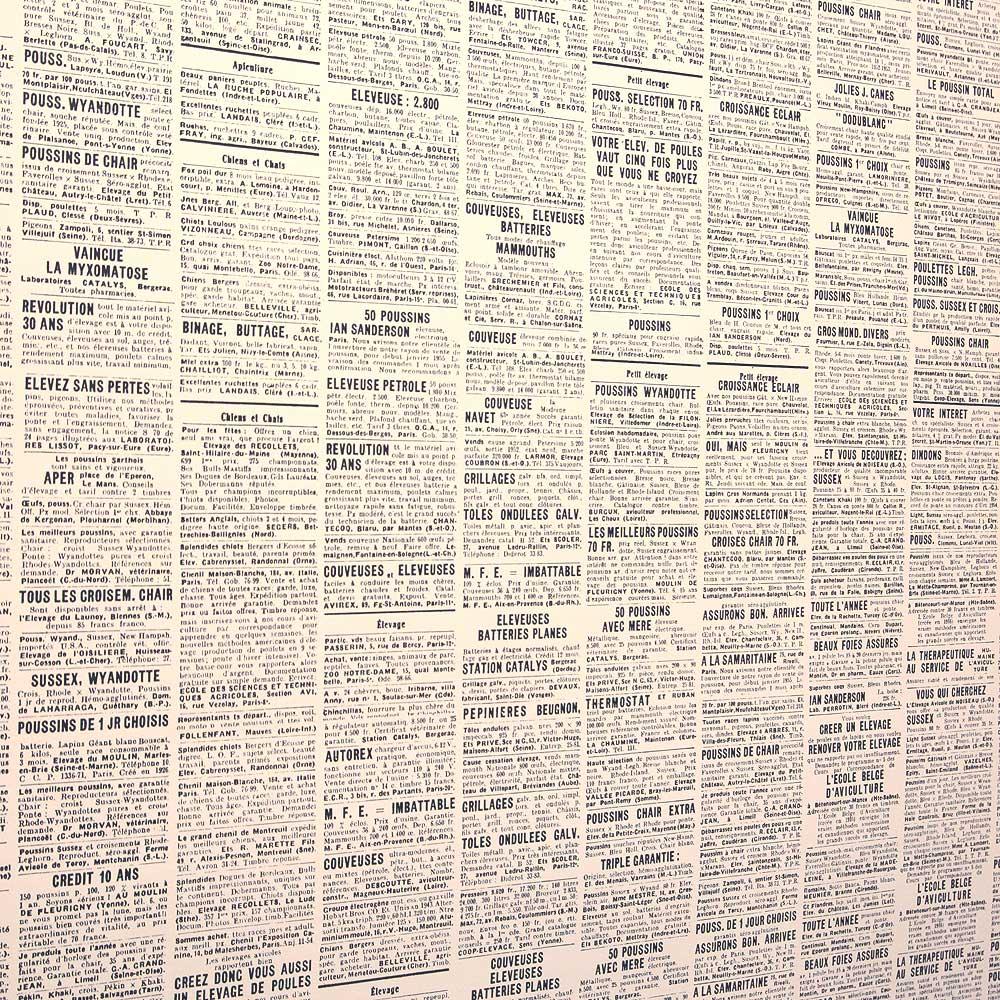 Papier Journal WALLPAPER