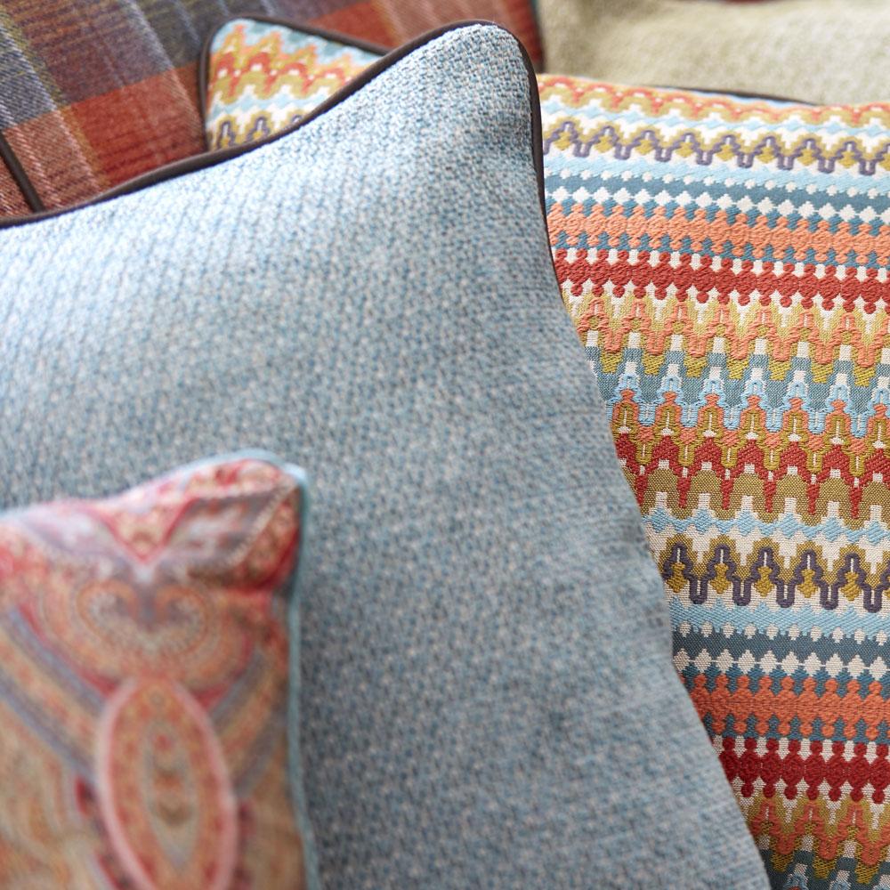 Blake Copper Ian Sanderson Upholstery And Curtain Fabrics