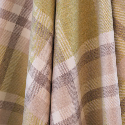 Cree Plaid - Lambswool