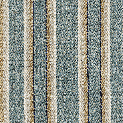 Dart Stripe<br>Sandstone Blue