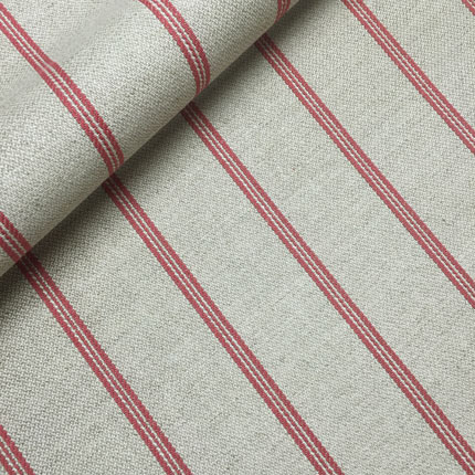 Gabriel Stripe<br>Rose Dust