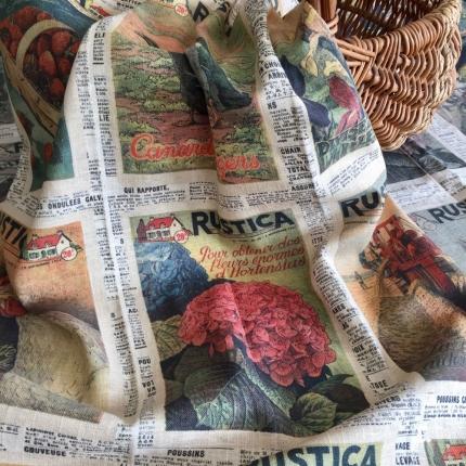 Rustica Fabric