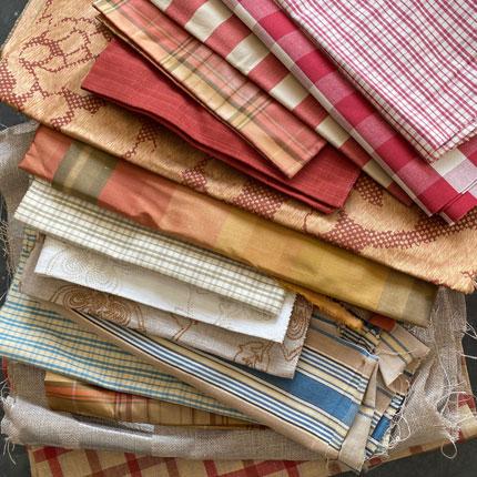 2m Lightweight fabric remnants