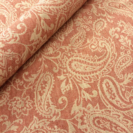 Pomeroy Paisley (reversible)<br>Copper