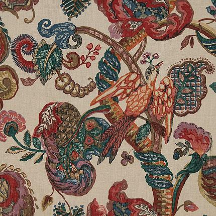 Poppinjay Linen<br>Vintage