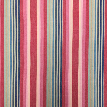 Quay Stripe<br>Rose Blue