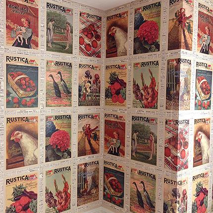 Rustica Wallpaper