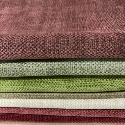 Stratum Chenille - 15 Colourways
