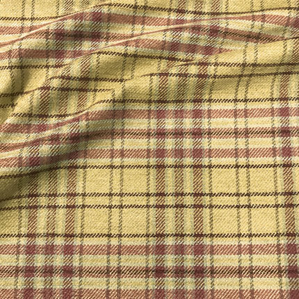 Willerby Plaid - 3 Colourways<br>Opal