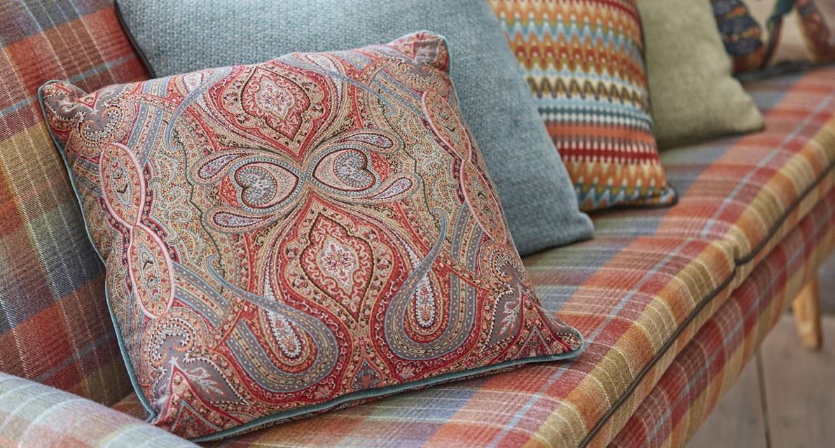 Zarina Moroccan cushions