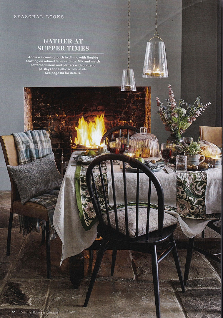 Country Home & Interiors
