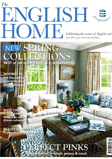 English Home April 2019