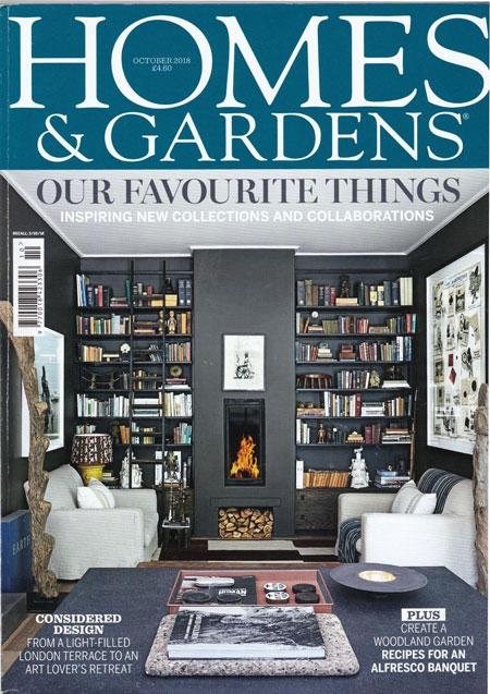 Homes & Gardens Oct 2018