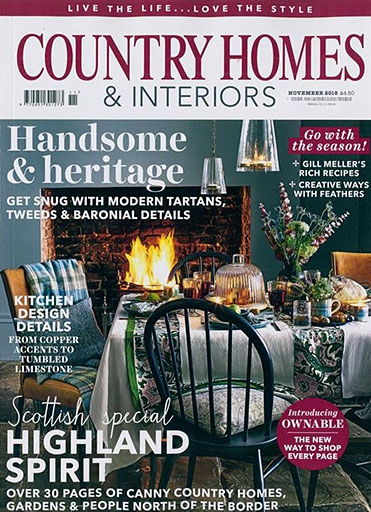 Country Home & Interiors Nov 2018
