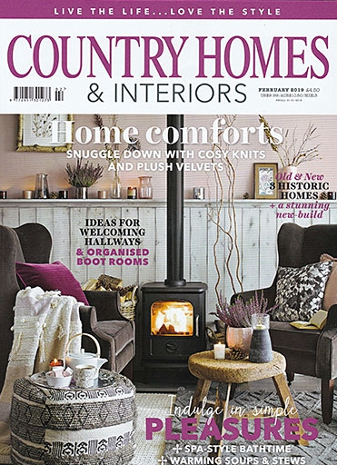 Country Home Feb 2019